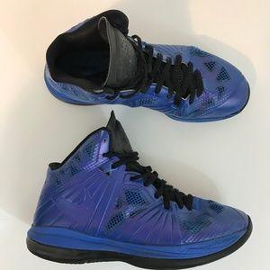 Nike Men LeBron 8 Post Season PS Royal Blue Sz 9.5